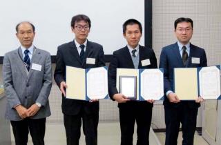 精密工学会 北陸信越支部 「技術賞」を受賞しました。