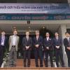 ベトナムと県内企業の交流セミナーに参加しました。