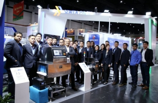 Exhibition was successfully held by Senta Pack! – ProPak Asia 2020 in Thailand