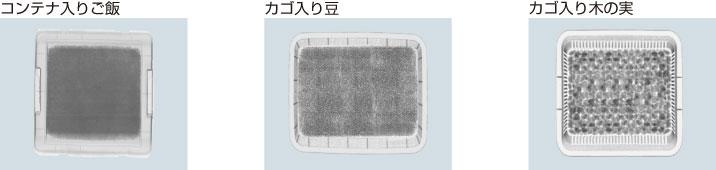 検査画像の例