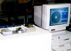 外観検査機の開発(レーザー)