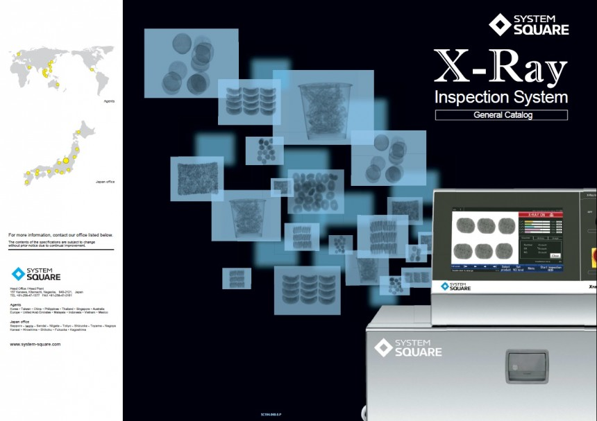 Xray Inspection Systems Xray-HAWK General Catalog