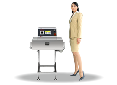 Sale of X-ray foreign body inspection system SX20-series was started.