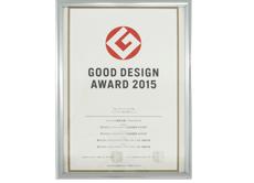 2015年优良设计奖获奖<br /> (公益财团法人)日本设计振兴会<br /> 夹包X光检测机 SXS2154C1D