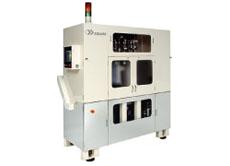 开发液体内异物检测机