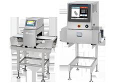 发布金属检测机META-HAWKⅡ<br /> 开始销售新系列X光异物检测机