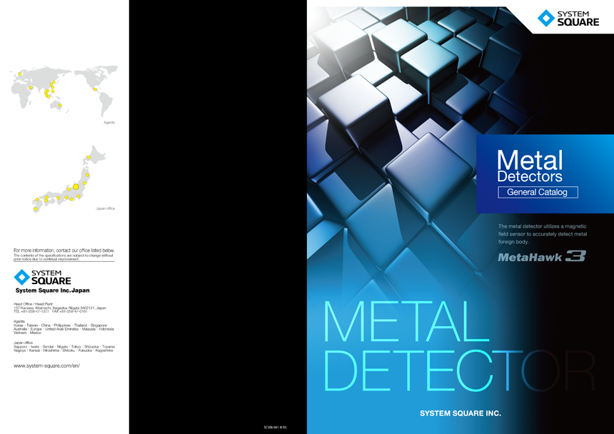 Metal Detectors Meta-Hawk-3 General Catalog