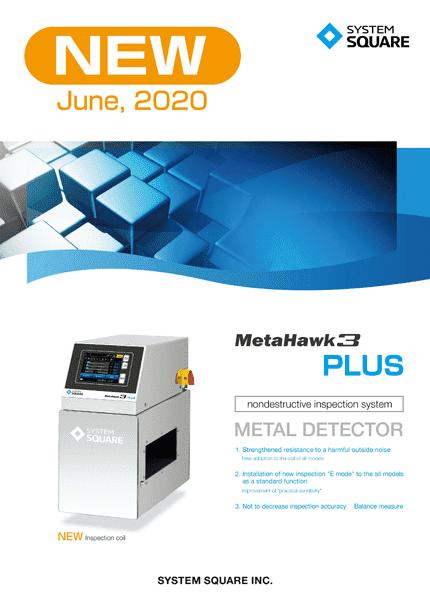 Metal Detector MetaHawk3 PLUS