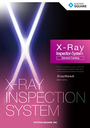 Xray Inspection Systems<br>Xray-Hawk General Catalog
